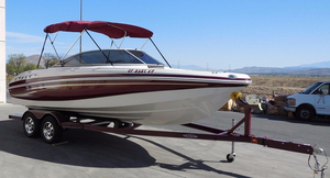 Used Tahoe Q8 SSi Bowrider Boat For Sale