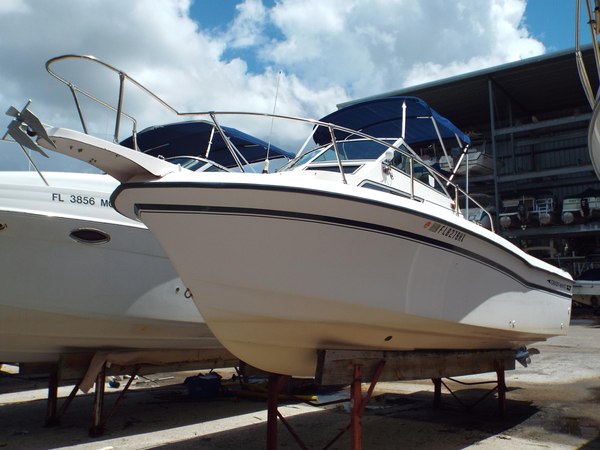 Used Grady White Explorer 24 Cuddy Cabin Boat For Sale