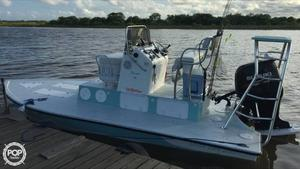 Used Cougar South Bay 200 Flats Fishing Boat For Sale