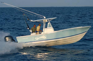Used Regulator 26 Classic Saltwater Fishing Boat For Sale