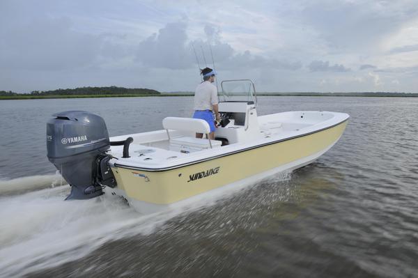 New Sundance DX22 Skiff Boat For Sale