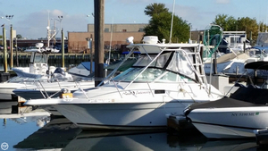 Used Robalo 2640 Walkaround Fishing Boat For Sale