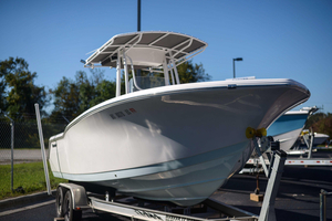 Used Tidewater 230 CC Center Console Fishing Boat For Sale