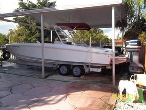 Used Zero Tolerance Center Console Fishing Boat For Sale