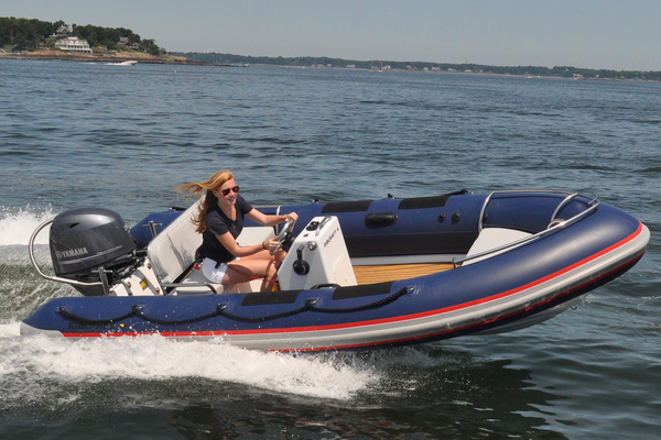 New Ribcraft 4.8T Tender Boat For Sale