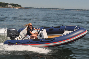New Ribcraft 4.8T4.8T Tender Boat For Sale