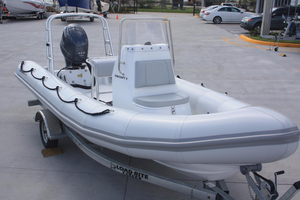 New Ribcraft 5.855.85 Rigid Sports Inflatable Boat For Sale