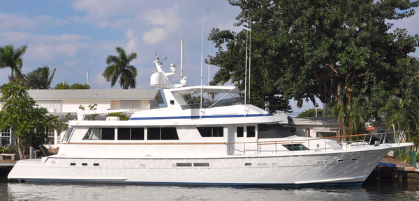 Used Hatteras 80 CMY Motor Yacht For Sale