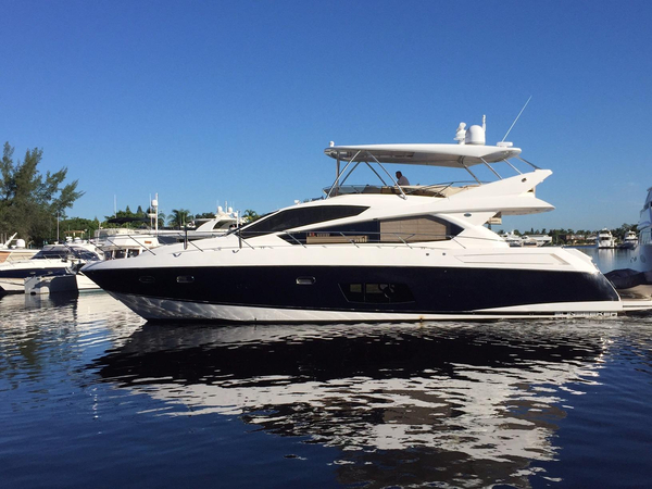 Used Sunseeker Manhattan 63 Cruiser Boat For Sale