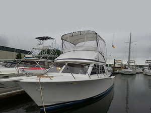 Used Chris Craft Tournament Fish Flybridge Boat For Sale