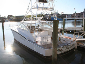 Used Hargrave Yachts Express Cruiser Boat For Sale