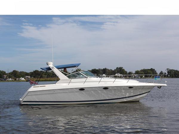 Used Formula 34PC Cruiser Boat For Sale