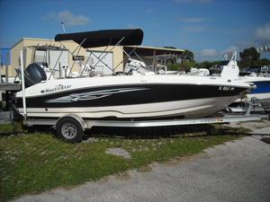 Used Nauticstar 203SC Sport Deck Boat For Sale