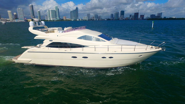 Used Aicon 56 Flybridge Motor Yacht For Sale
