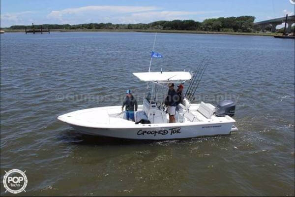 Used Sportsman 227 Masters Bay Boat Bay Boat For Sale