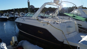 Used Rinker 270 Fiesta Vee Express Cruiser Boat For Sale