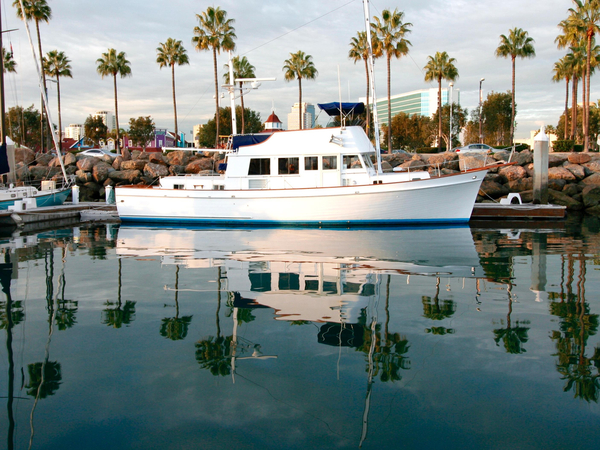 Used Rumery 48 Trawler Boat For Sale