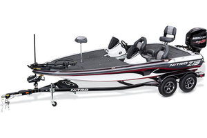 New Nitro Z19 Bass Boat For Sale
