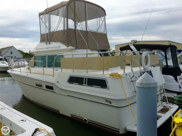 Used Sea Ray 355T Aft Cabin Boat For Sale