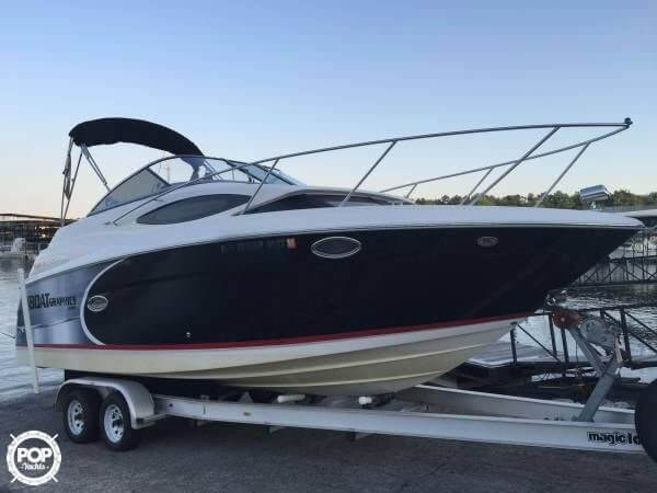 Used Regal 2565 Windows Express Cruiser Boat For Sale