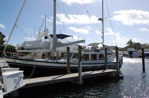 Used De Vries Motorsailer 50 Motorsailer Sailboat For Sale