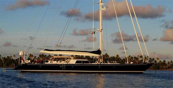 Used Royal Huisman 34M Luxury Sailing Yacht Cruiser Sailboat For Sale