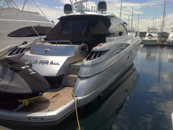 Used Sunseeker Predator 61 Motor Yacht For Sale