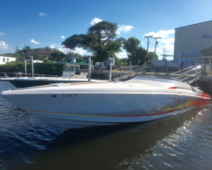Used Donzi 38 ZX Sports Cruiser Boat For Sale