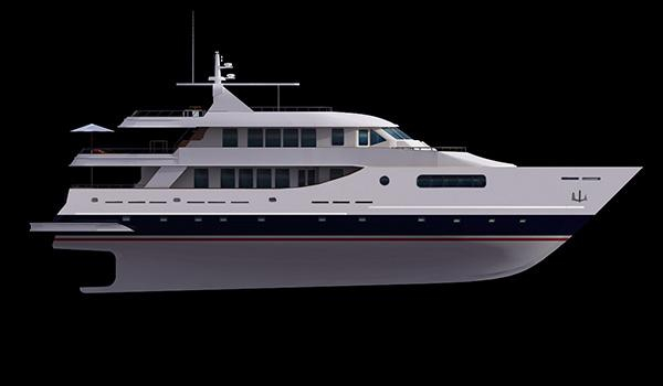 Used Maldives Explorer Expedition Motor Yacht For Sale