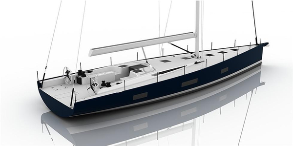 New Vismara Marine V62 PRET A Porter Racer and Cruiser Sailboat For Sale