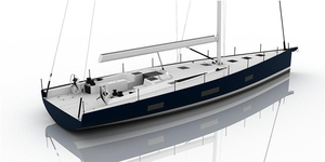 New Vismara Marine V-62 PRET A Porter Racer and Cruiser Sailboat For Sale
