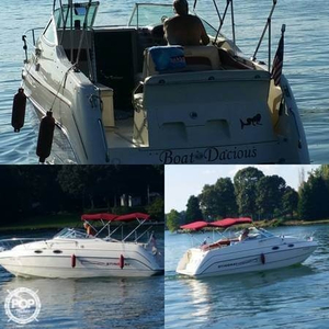Used Stingray 240 CS Express Cruiser Boat For Sale