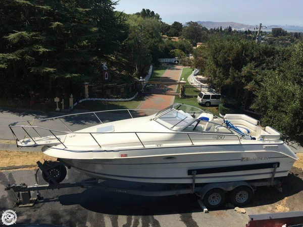 Used Larson Cabrio 250 Express Cruiser Boat For Sale