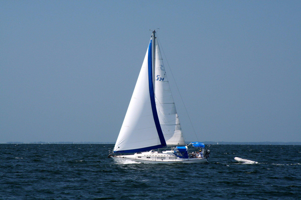 Used Sabre MK 1 Sloop Sailboat For Sale