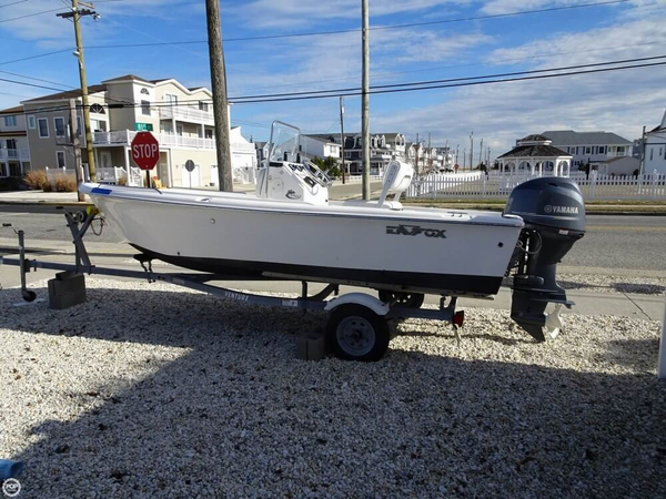 Used Sea Fox 17.2 Pro Series Center Console Fishing Boat For Sale