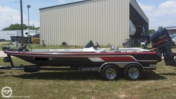 Used Skeeter 250 ZX Bass Boat For Sale