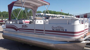 Used Sylvan 94-SPECIALEDIT Other Boat For Sale