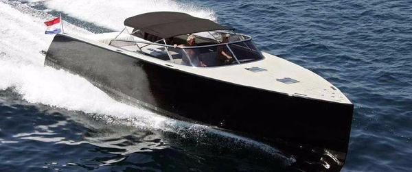 New Vandutch 40 Cruiser Boat For Sale