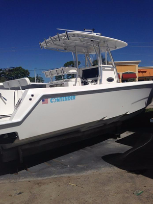 Used Contender 30 ST Saltwater Fishing Boat For Sale