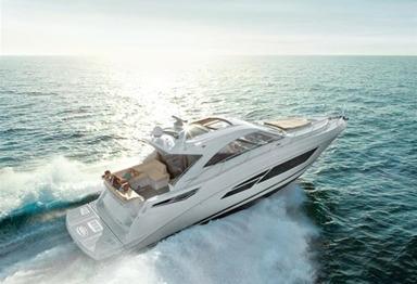 New Sea Ray Sport 510 Sundancer Motor Yacht For Sale