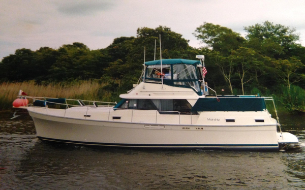 Used Mainship 36 Double Cabin Motor Yacht For Sale