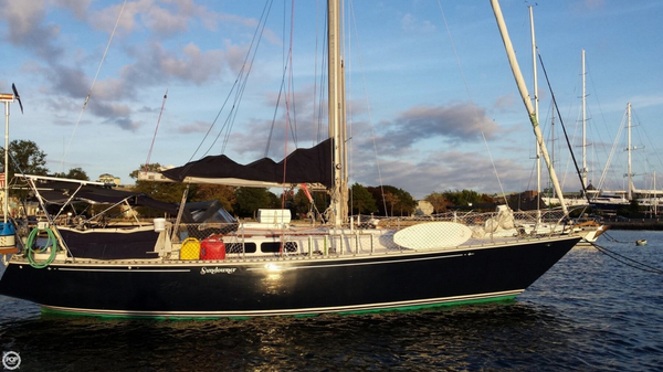 Used C & C Yachts 38 MKII Racer and Cruiser Sailboat For Sale