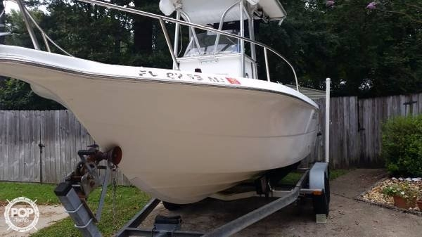Used Sea Fox 217 Center Console Center Console Fishing Boat For Sale