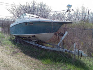Used Crownline 250 CR Cruiser Boat For Sale