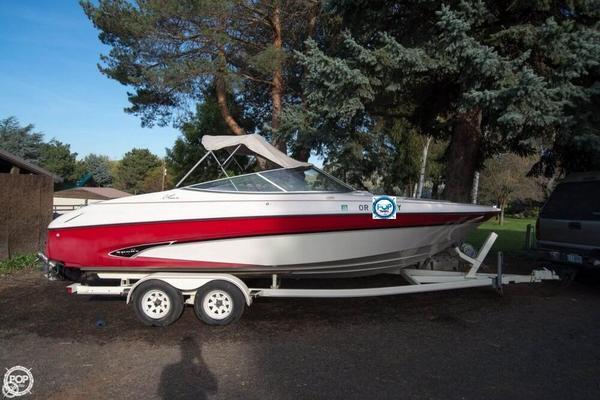 Used Bayliner 2250 Capri SS Bowrider Boat For Sale