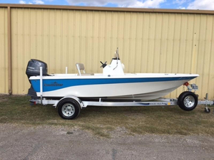 New Nauticstar 1810 Bay Boat For Sale