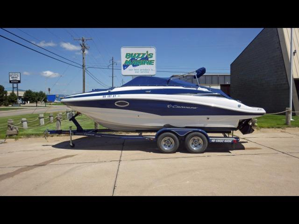 Used Crownline Eclipse E2 Deck Boat For Sale
