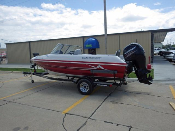Used Starcraft STX 186 Viper Freshwater Fishing Boat For Sale