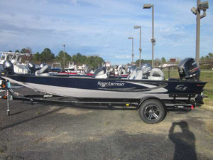 New G3 Boats Sportsman 19 Freshwater Fishing Boat For Sale
