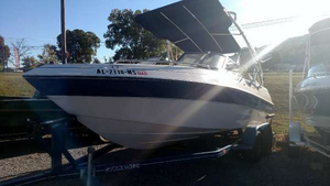 Used Four Winns 210 Horizon Bowrider Boat For Sale